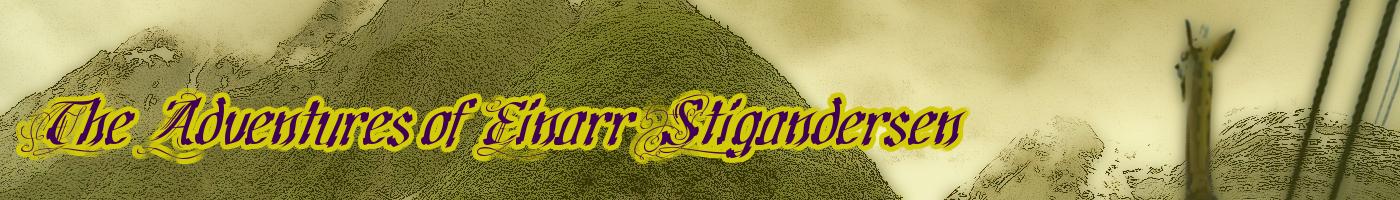 The Adventures of Einarr Stigandersen