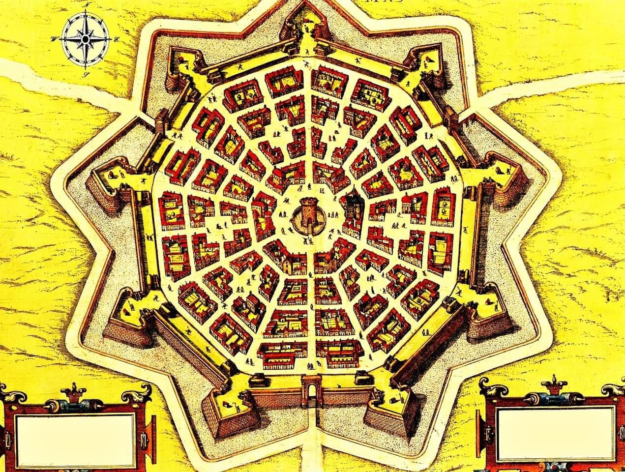 Circle fortress